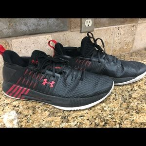 Under  Armour men shoe size 16